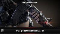 CF M4A1 Silencer Born Beast CG (2014)
