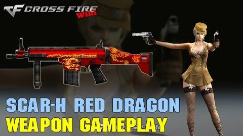 CrossFire - SCAR-Heavy RD - Weapon Gameplay