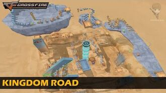 CrossFire China Kingdom Road Parkour Map Mode Gameplay