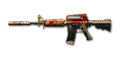 Rifle M4A1-S RoyalDragon