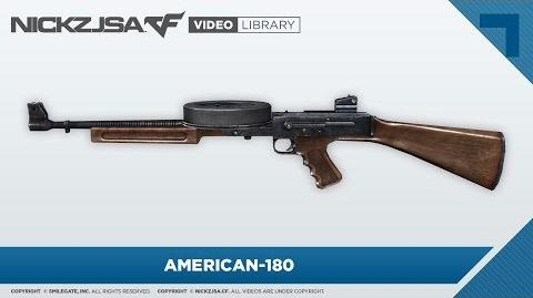 American-180 CrossFire 2.0