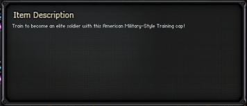 American Hat Description