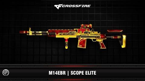 CF M14EBR Scope Elite
