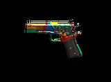 Colt 1911-Graffiti