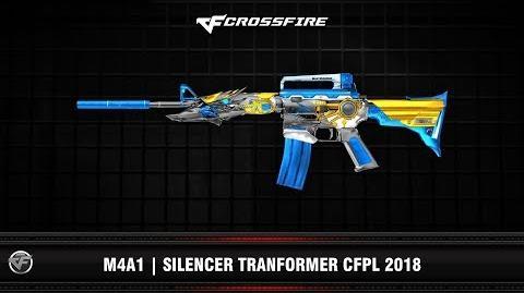 CF M4A1 Silencer Transformer CFPL 2018