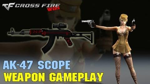 CrossFire - AK-47 Scope - Weapon Gameplay