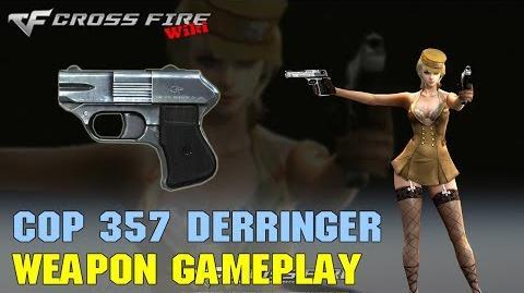 CrossFire - COP 357 Derringer - Weapon Gameplay