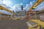 Yard Dock