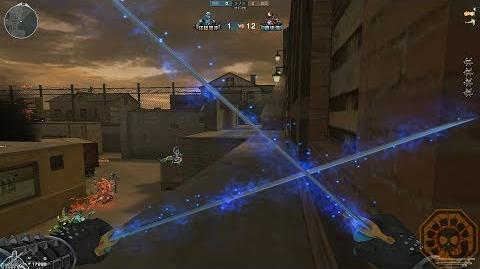 【CF】 Cross Fire China Nano Dawn Village (NANO4 Terminator Nano Evil Terminator Mode) GamePlay!