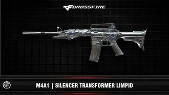 CF M4A1 Silencer Transformer Limpid