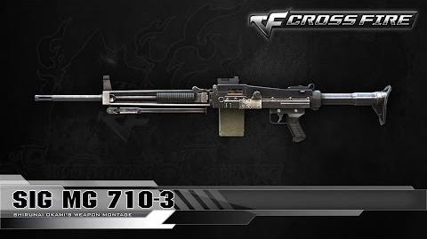 CrossFire Indonesia SIG MG 710-3 ☆