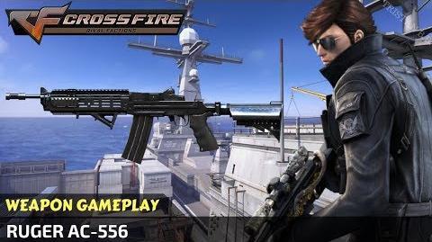 CrossFire Vietnam - Ruger AC-556