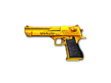 Desert Eagle-Gold