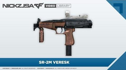 SR-2M Veresk CrossFire 2