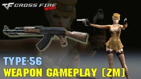 CrossFire - Type-56 - Weapon Gameplay