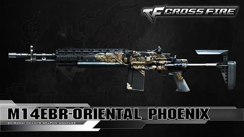 CrossFire China M14EBR-Oriental Phoenix ☆