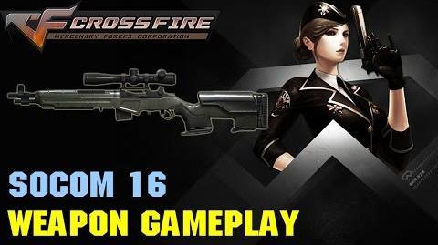 CrossFire VN - Socom 16