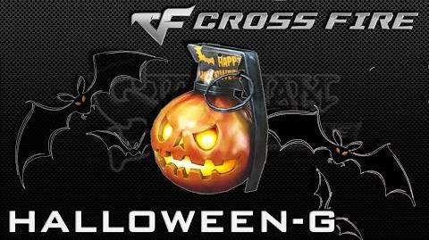 CrossFire Vietnam Halloween-Grenade ☆