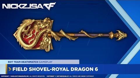 Field Shovel-Royal Dragon 6 CROSSFIRE China 2