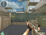 M4A1 S BORN BEAST GOLDISH HUD