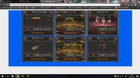 Test New Interface Of My CrossFire Collections Ver 3.0