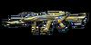 AK12 K IronSpider NobleGold