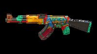 AK47-Grafitti RD1