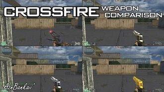 CrossFire China - Desert Eagle-Born Beast (VIP) -Preview & Comparison-