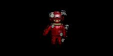 BI CurseDoll Red