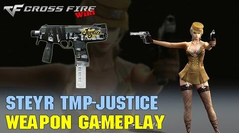 CrossFire - Steyr TMP Justice - Weapon Gameplay