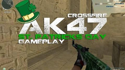 CrossFire AK47 St