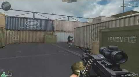 Cross Fire NA UK Negev NG7 GamePlay !
