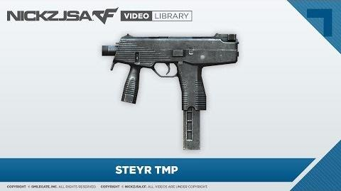 Steyr TMP CrossFire 2