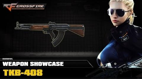 CF Russia - TKB-408 (Showcase)
