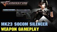 CrossFire VN - MK23 Socom Silencer