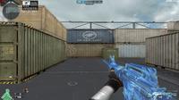 M4A1-Blue Crystal HUD