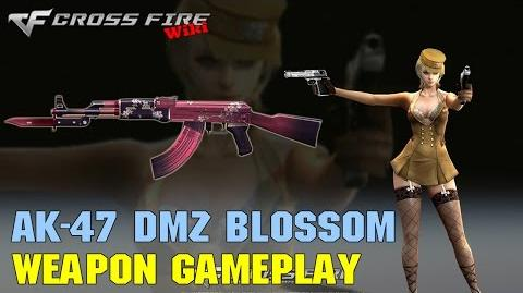CrossFire - AK-47 DMZ Blossom - Weapon Gameplay-0