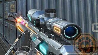 【CF】 Cross Fire China Barrett M82A1-Born Beast Legendary (Barrett-暗月传说) ! GAMEMASSACRE