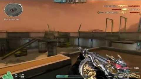 -CrossFire Indonesia- Desert Fortress (Mutation Knight Mode)