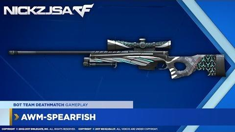 AWM-Spearfish CROSSFIRE China 2.0 EXP