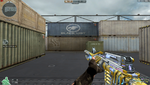 M4A1 S PRISM BEAST IMPERIAL GOLD (6)