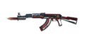 AK47 Knife DMZ RankMatchRed