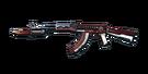 AK47 Knife DMZ RankMatchRed
