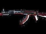 AK47-Knife Dual Mag Rank Match Red