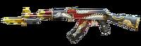 AK47 Knife FD