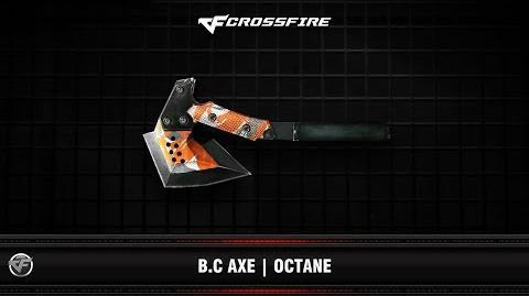 CF B.C Axe Octane