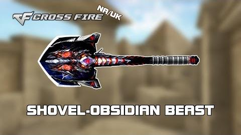 CF NA UK Shovel Obsidian Beast review by svanced