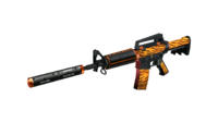 M4A1 S TIGER RD2