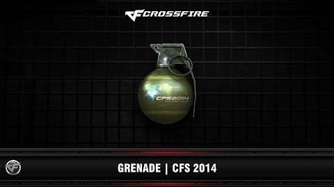 CF Grenade CFS 2014