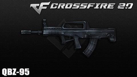 CrossFire Vietnam QBZ-95 ☆
